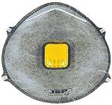 JSP Bek 150–001–000 moulés jetables FFP2 valve anti-odeurs Masque (Lot de 10)