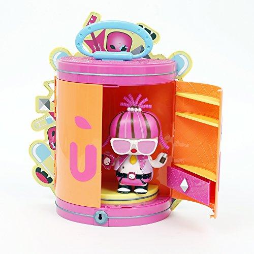 Giochi Preziosi - Guardaroba Vanity Playset con Bambola e Braccialetto Incluso