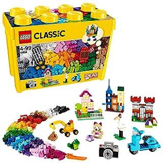 LEGO 10698 Classic Large Creative Brick Box Construction Set, Toy Storage, Fun Colourful Toy Bricks for Lego Masters (B00PY3EYQO) | Amazon Products