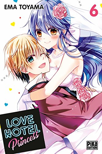 Love Hotel Princess Edition simple Tome 6