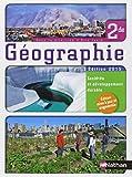 Géographie 2de : Livre de l'élève