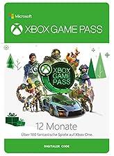 Weihnachtsangebot | Xbox Game Pass | 12 Monate Mitgliedschaft | Xbox One – Download Code