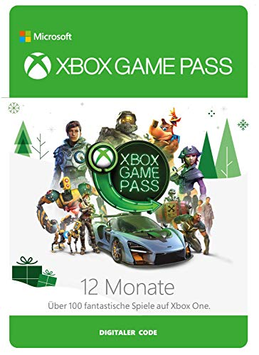 Xbox Game Pass | 12 Monate Mitgliedschaft | Xbox One – Download Code