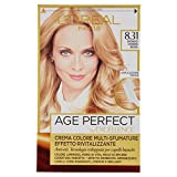 L 'Oréal Paris Age Perfect by Excellence Creme Farbe multi-sfumature 8.31Hellblond Beige