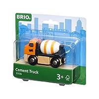 BRIO World - Cement Truck