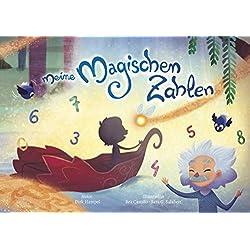 Meine magischen Zahlen - Personalisiertes Kinderbuch, Personalisierte Geschenke, Kinderbuch mit namen, Persönliche geschenke, Personalisierte babygeschenke, Individuelle Geschenke, Geschenke mit Namen