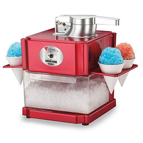 51bKvK8U dL. SS500  - JMPosner For The Home Snow Cone Maker - Slush Machine
