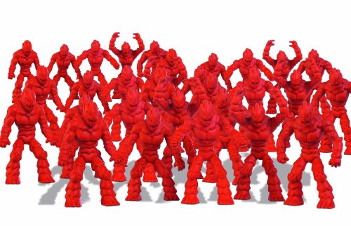 Gormiti 70515951Neorganic Figuren Army Evil 4cm