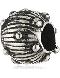 Trollbeads 11287 - Abalorio de plata de ley