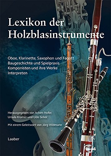 Lexikon der Holzblasinstrumente (Instrumenten-Lexika)