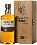 Highland Park 25 Jahre Single Malt Scotch Whisky (1 x 0.7 l)