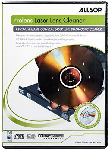 Allsop 59147 CD Laser Lens Cleaner