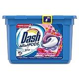 Dash PODS All in1 Detersivo in Monodosi per Bucato, Bouquet di Primavera, Semplici da Usare, Profumo Ottimale In 1 Solo Lavaggio - 15 Lavaggi