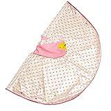 ZZHF Yuyi Impermeabile/Poncho con Cappuccio/parapioggia/Impermeabile da Viaggio all'aperto/Poncho Pioggia Creativo per Bambini Ragazzo e Gril (3 Colori Disponibili) (Colore : A, Dimensioni : S.)