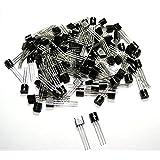 Transistor BC557C PNP 0,1A 0,5W B 420-800 100Stück