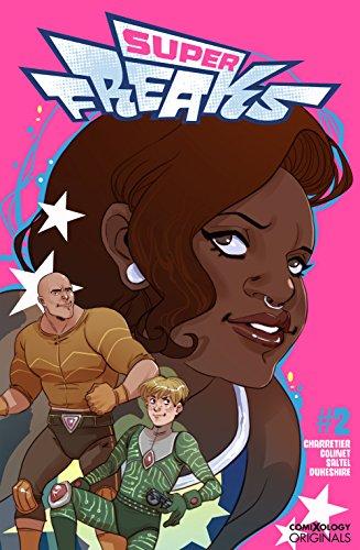 Superfreaks #2 (of 5) (comiXology Originals) por Elsa Charretier