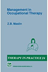 Management in Occupational Therapy (Therapy in Practice Series) Paperback