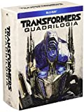 Transformers Quadrilogia (4 Blu-Ray)