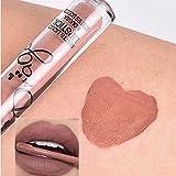 ROMANTIC BEAR 16 Colors Waterproof Long Lasting Matte Liquid Lipstick Beauty Lip Gloss (dolce)