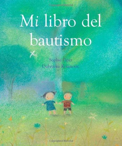 Mi Libro Del Bautismo Spanish Edition