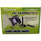 Gigabyte GC-WB867D-I Netzwerkkarte, Braun