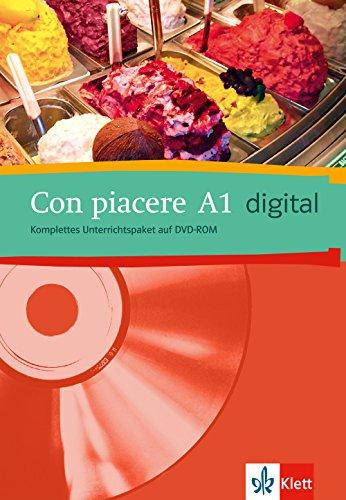Con piacere A1 digital: DVD-ROM