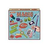 45 Tricks Zauberei Set Kinder Zauberer Box Kreativ Lernen Kinder