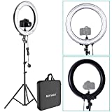 Best NEEWER Lights Video Lights - Neewer® Photo Video Ring Fluorescent Flash Light Kit Review