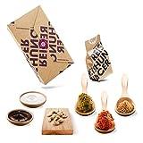 Reishunger Thai Linsensuppen Box - Originalzutaten bester Qualität - Für bis zu 4 Personen - Ideal als Geschenk