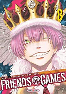 Friends Games Edition simple Tome 8