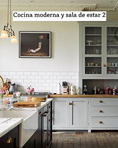 Cocina moderna y sala de estar 2 por N Matsuura