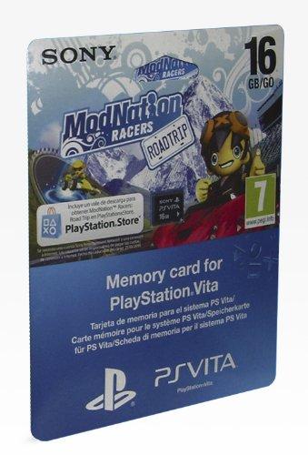 SONY - ACCESORIO SONY PSP VITA - MEMORY CARD 16GB + JUEGO PS VITA MODNATION