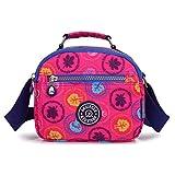 'S Fashion Frauen Wasserdichtes Nylon Messenger Umhängetaschen Umhängetaschen Mädchen Leger Handtaschen Crossbody kleine Tasche