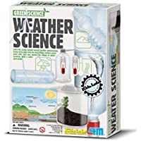 4M - Weather Science, Juguete Educativo