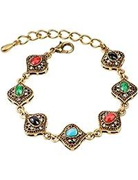Shining Diva Fashion Jewellery Traditional Bracelet Bangle Jewelry for Woman & Girls(Multi-Colour)(9458b)