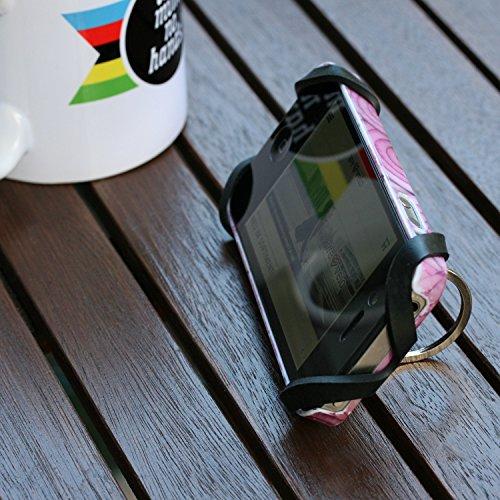 Rubberman Universal Fahrrad Smartphone-Halterung - 8