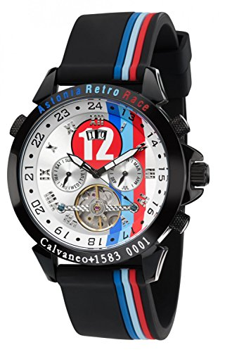 Calvaneo 1583 Astonia 'Retro Race'- Limited Racewatch 107913