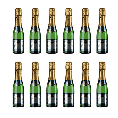 12er Vorteilspaket Varichon & Clerc Blanc de Blanc brut - Piccolo Sekt Frankreich trocken (12x 0.2 l)