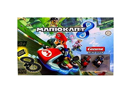 New Mariokart 8 Carrera racing system track by Carrera