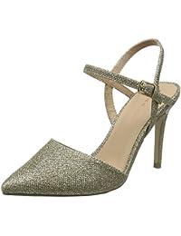 f0ee4e66 Amazon.es: Dorado - Zapatos para mujer / Zapatos: Zapatos y complementos