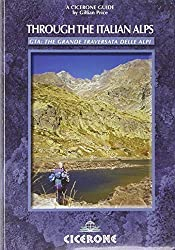 Through the Italian Alps: The GTA: Grande Traversata delle Alpi (Cicerone Guides) by Price, Gillian (2010) Paperback