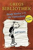 Gregs Bibliothek - Gregs Werke 1 - 3 als Taschenbuch: Band 1 bis 3 (Gregs Tagebuch) - Jeff Kinney