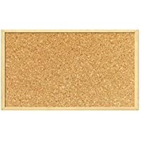 PIN CORK NOTICE BOARD OFFICE MEMO SCHOOL PUSH PIN BOARD CLASSIC NATURAL BOARD (300MM x 400MM)