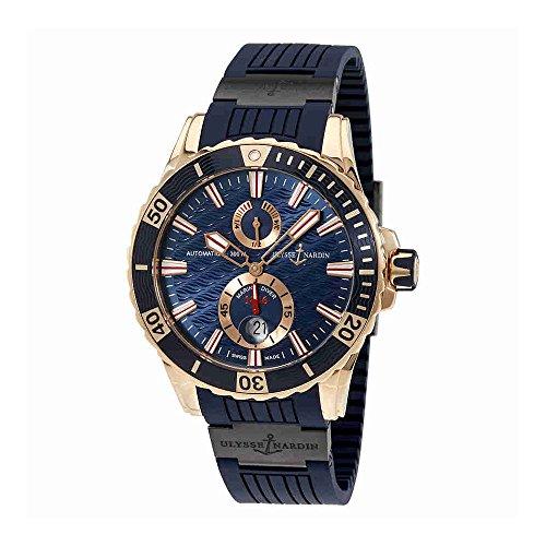Ulysse Nardin Maxi Marino Diver automático Mens Reloj 266–10–3C-93