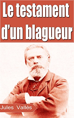 le-testament-dun-blagueur-french-edition
