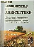 Fundamentals of Agriculture (Vol-II)
