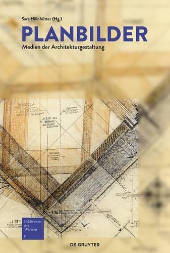 Bildwelten des Wissens: Planbilder: Medien der Architekturgestaltung