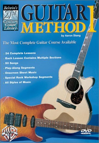 Belwin's 21st Century Guitar Method 1: The Most Complete Guitar Course Available (DVD) [NTSC] Picture