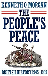 The People's Peace: British History 1945-1989