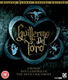 Guillermo Del Toro Collection [Edizione: Regno Unito] [Reino Unido] [Blu-ray]